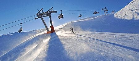 wintersport in Kaltenbach